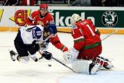 Сборная Беларуси обыграла команду Казахстана на чемпионате мира по хоккею
