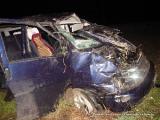 Легковушка перевернулась в Брестской области, пассажир погиб