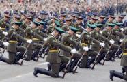 Наблюдать салют в честь Дня Победы в этом году сможет большее количество минчан и гостей столицы