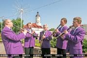 """Праздник искусств """"Музы Нясвіжа"""" пройдет 17-19 мая в культурной столице Беларуси 2012 года"""