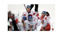 Сборная США лишь в овертайме одолела Казахстан, Чехия разгромила Италию на чемпионате мира по хоккею