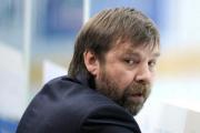 Главный тренер сборной России устроил скандал в Минске