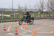 Мастерство фигурного вождения мотоцикла продемонстрируют участники республиканских соревнований в Минске