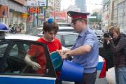 Московским простестующим рассказали о борьбе с Лукашенко (Фото)