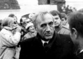 Тадеуш Мазовецкий: Беларусь - в Европу! (Видео)