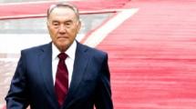 Начался официальный визит Назарбаева в Беларусь