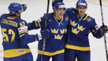 Определились 7 из 8 четвертьфиналистов чемпионата мира по хоккею