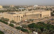 В районе посольства США в Багдаде взорвалась ракета