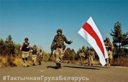 Белорусские добровольцы обратились к Зеленскому с просьбой дать им украинское гражданство