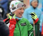 Домрачева завоевала «серебро» в индивидуальной гонке