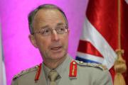Лорд планировал создать 100-тысячную армию сирийских повстанцев