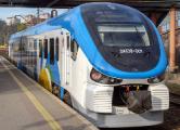 По маршруту Минск-Вильнюс будут курсировать новые трехвагонные поезда