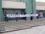 В Минске потребовали свободы для политзаключенных (Фото)