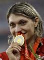 Белоруска Оксана Менькова названа лучшей легкоатлеткой апреля в Европе