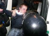 В Минске похитили лидера «Маладога Фронта»