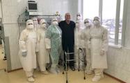 95% поражения легких: Как пенсионер перенес тяжелый COVID-19 и выжил