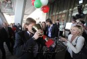 За олимпийскую путевку хоккейная сборная Беларуси сразится в феврале 2013 года на турнире в Дании