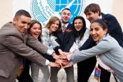 """Победителем юридической олимпиады """"Молодежь за мир"""" стала команда из Нидерландов"""