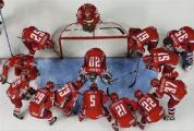 Сборные Словакии и России сыграют в финале 76-го чемпионата мира по хоккею