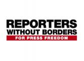 «Репортеры без границ»: Хватит грабить журналистов