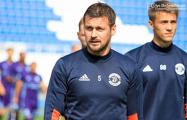 Артем Милевский вернулся к тренировкам в общей группе