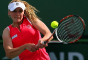 Белоруска Ольга Говорцова завершила выступление в одиночном разряде на турнире в Страсбурге