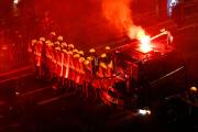 Варшавская полиция задержала сто человек на Марше независимости