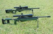 Конструкторов белорусской снайперской винтовки заподозрили в плагиате