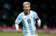Месси отстранен от матчей за сборную Аргентины на три месяца
