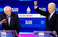 Супервторник в США: Байден против Сандерса, центристы против левых