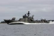 Финляндия модернизировала ракетные катера типа «Раума»