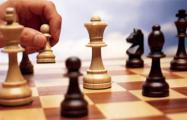В Минске участники ДТП разыграли партию в шахматы