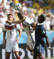 Германия вышла в полуфинал ЧМ по футболу (Видео)