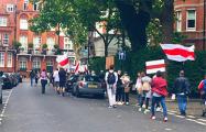 Еще одна европейская столица присоединилась к волне белорусской солидарности