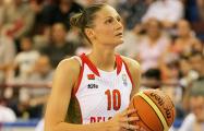 Центровая сборной Беларуси Анастасия Веремеенко выиграла чемпионат Турции