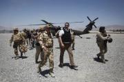 Премьер-министр Румынии попал под обстрел в Афганистане