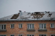 Ураган Ев нанес серьезный урон инфраструктуре Гомельской области