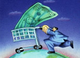 Deutsche Welle: Рост зарплат не повышает уровень жизни белорусов