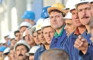В Оршанском стройтресте на 3,5 рабочих приходится один управленец
