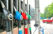 Цена на нефть падает, а на бензин растет