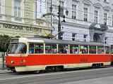 Вооруженные словаки попытались угнать трамвай