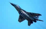 Украинская авиакомпания помогла подсанкционной Беларуси перевезти истребители в Сербию