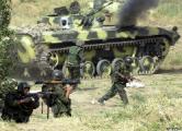 МИД Украины: Российские части проводят учения на территории Беларуси