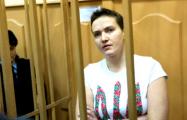 Савченко возобновит сухую голодовку