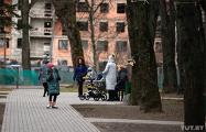 Принято итоговое решение по Грушевскому скверц, за который боролись минчане