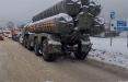 Видеофакт: В Подмосковье попала в аварию российская ЗРК С-400