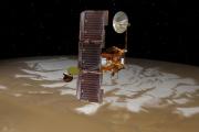 Станция Mars Odyssey совершит 60-тысячный виток вокруг вокруг Красной планеты