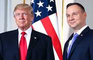 Трамп: Я с нетерпением жду визита в Польшу