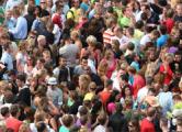 Барановичи: 34 видеокамеры на сотню участников схода