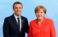 Меркель и Макрон поздравили Байдена с победой на президентских выборах